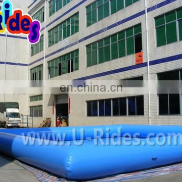 Outdoor Kids Inflatable Swimming Pool single tube swimming pool