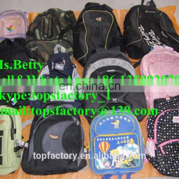 Premium fashion brands bags used school bags