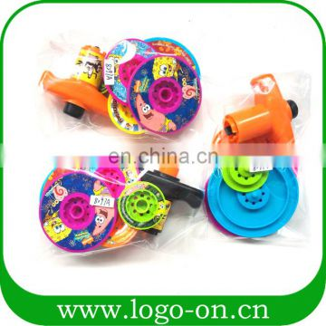 Chinese Manufacturer Company Spinning Watch Small Plastic Construction Toys People