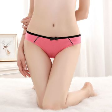 3bfa27b1dc2ff Yun Meng Ni Sexy Underwear Cute Bow Girls Briefs Breathable Cotton Panties  For Women of Women Panties from China Suppliers - 158713470