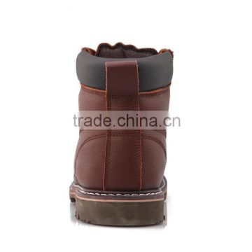 Best- Selling Men Martin Boots/ Winter Leather Martin Shoes/Fashion Brand Footwear for men