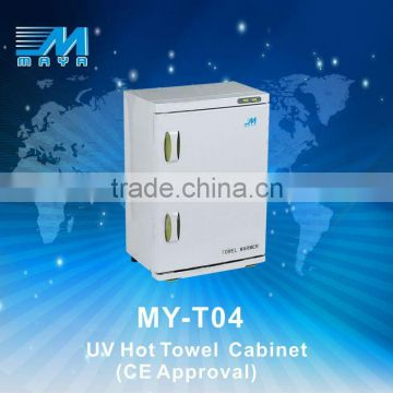 MY-TO4 UV Sterilizer Hot Towel Cabinet with high temperature sterilizer/Hairdressing equipment UV light sterilizer