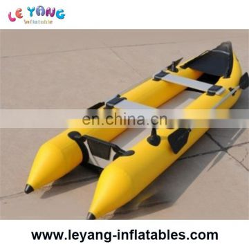 China supplier cheap price 0.9mm PVC inflatable boat for sale
