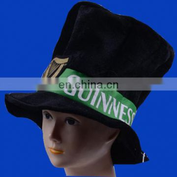 Green Clover Bottle Opener Adj Irish Baseball Hat Cap