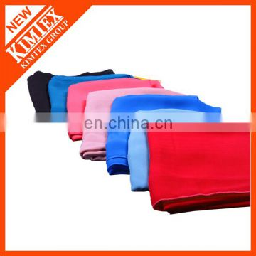 Brand customized cheap chiffon colorful pareo