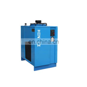 Industry refrigerated compressed air dryer