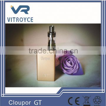 2015 The best quality original Smart Auto Temperature Control Cloupor GT 80W VV/VW/ VT Model Box Mod in the USA market