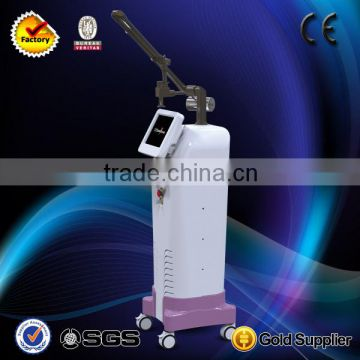 Skin Regeneration Tumour Removal Vertical CO2 Fractional Laser Medical Medical Professional 0.1-2.6mm Scar Removal Machine Birth Mark Removal Acne Scar Removal