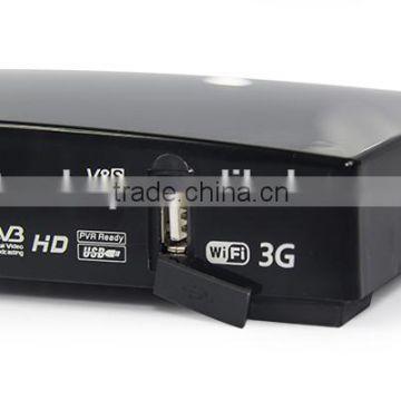 New Arrival Openbox V8S Powerful Smart DVB-S2 Satellite TV