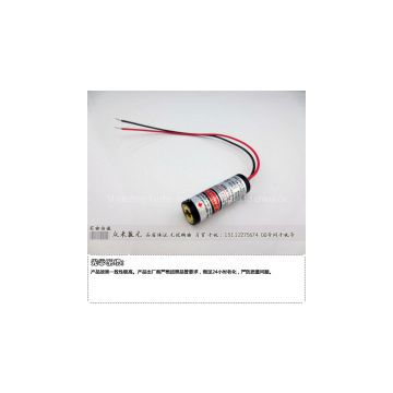 Adjustable focus 980nm 200mW CW infrared Laser head with built-in PCB, 10*30mm, OEM housing