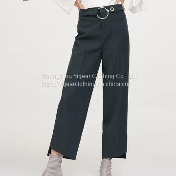 Straight Line Shift Ladies' Pants