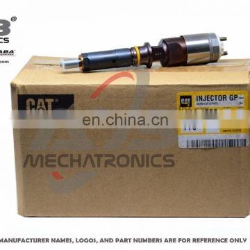 3172300 DIESEL FUEL INJECTOR FOR CATERPILLAR C6.4 INDUSTRIAL ENGINE