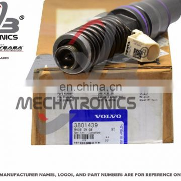 3801439 DIESEL FUEL INJECTOR FOR VOLVO PENTA ENGINES