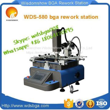 Whole-life technology support bga rework station manufacturer WDS-580 gpu repair machine