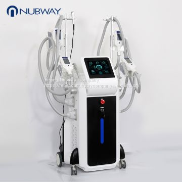 Fat freezing liposuction far infrared pressotherapy slimming machine fat loss rf beauty machine
