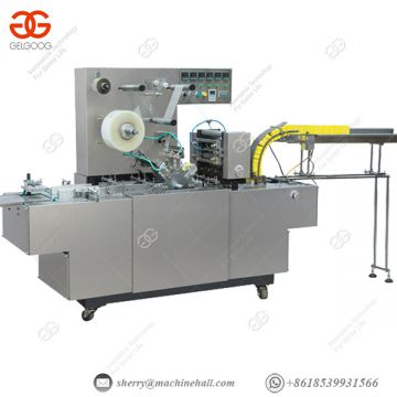 Soap Wrapping Machine 4.5kw Cfs Packaging Machines