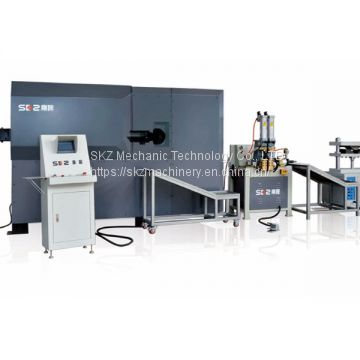 automatic Stirrup bending machine (8-Shaped)