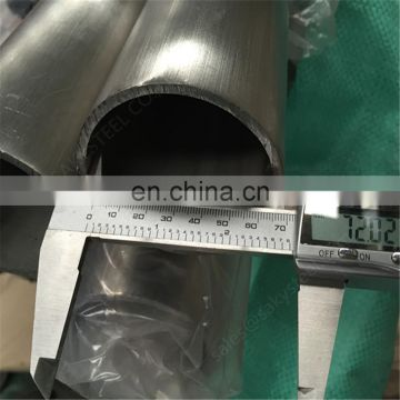 Industry SS304 304L 316 316L 321 Welded Pipe