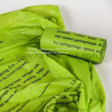 Biodegradable Compostable Bag