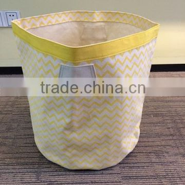 Canvas Fabric Animal Bag Animal Laundry Basket Baby Basket with Cute Designs Trade Assurance Supplier