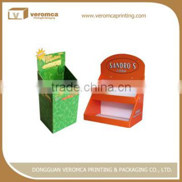 OEM manufacture custom wine display stand