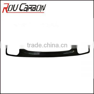 Bodykit Carbon fiber or Fiberglass Car Parts For BMWW 5 Rear Lip