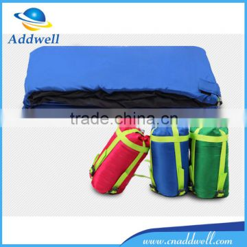 Outdoor compact portable compressed mini super light ultra small sleeping bag                                                                         Quality Choice
