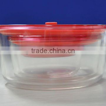 Heat-resistant Canister Set, Pyrex Baking Dish and Lid,