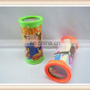 magical plastic kaleidoscope toy
