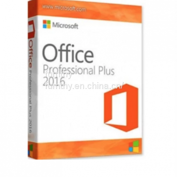 Microsoft Office 2016 Pro Plus 1User License Key