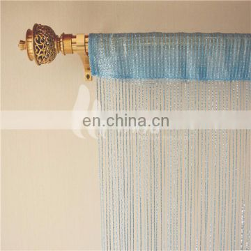 Dubai style beaded hot sale window string curtain