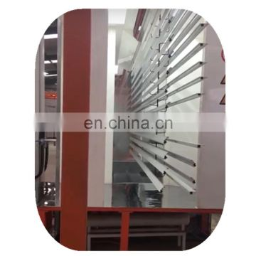 Powder coating production line machine for aluminum profiles