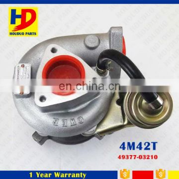 Diesel Engine Spare Parts Turbocharger 49377-3210 4M42T Engine Turbo Assy