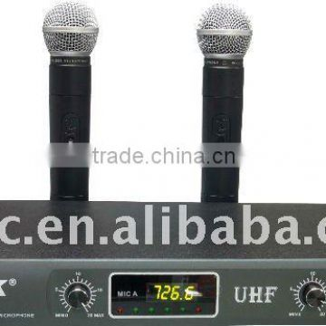Karaoke Wireless Microphone(B-702)