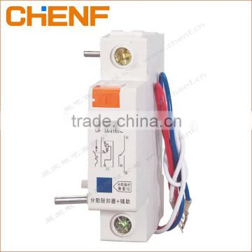 DZ47 MCB 24V MX+OF Over Under Voltage Release Auxiliary Switch CE/RoHS certification