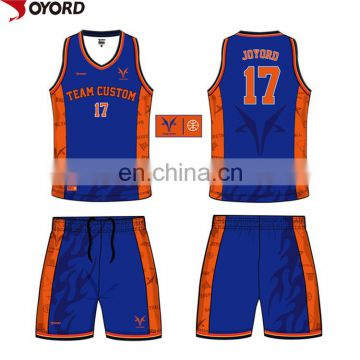 ffa344a6924 china custom sublimation color blue red yellow basketball jersey uniforms  design of Custom Basketball Uniform from China Suppliers - 157383344