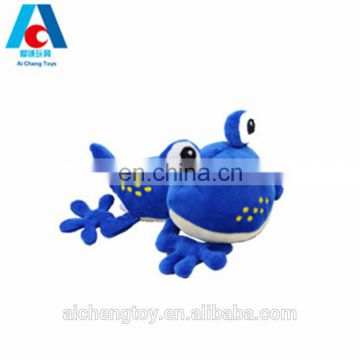 wholesale custom children funny cute gecko lizard plush toy