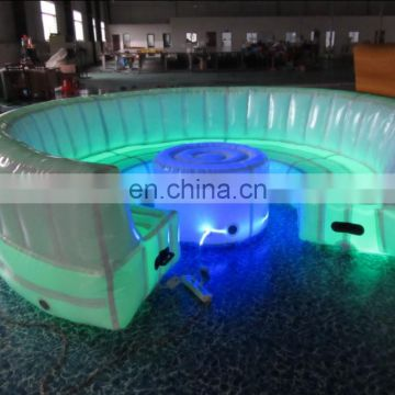 2015 New inflatable sofa chair,air sofa with table,cheap inflatable sofa for sale