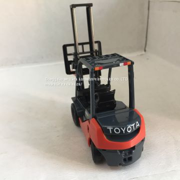 Toyota mini forklift model