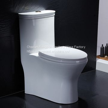 One Piece America Bathroom Sanitary Ware Ceramic Wc Toilet