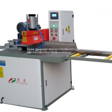 Pneumatic Semi-automatic Single Head Aluminium Cutting Machine