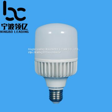 T160-1 E27/40 Largest size T shape 120W LED bulb component of PC cover&cup