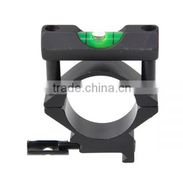 Sight Ring Mount Holder Rifle Scope Spirit Levels Hunting Accessories