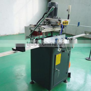 PVC windows machine for high strength welding plastic profile