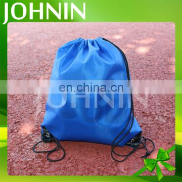 Hot Selling High Quality Various Colors Custom Logo Nylon Drawstring Bag For Shopping Bags