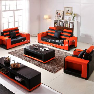 321 leather sofa