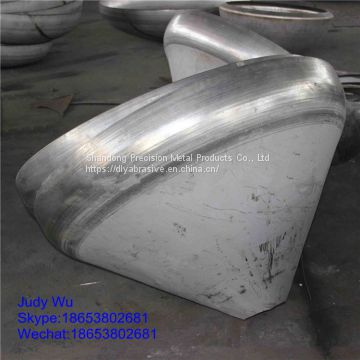 Best quality Stainless Carbon Steel cone-shaped head double knuckle conical cone heads