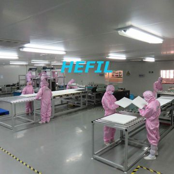 Shanghai Hefil Purifying Equipment Manufacturing Co.,Ltd