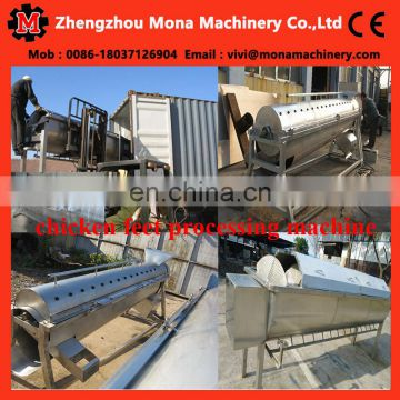 Chicken Processing Equipment/Poultry Automatic Slaughtering Equipment with long life service