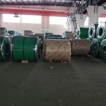 Rolled And Cold Rolled Ss 430 Stainless Steel Sheet Coil